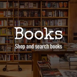 Shop and search books